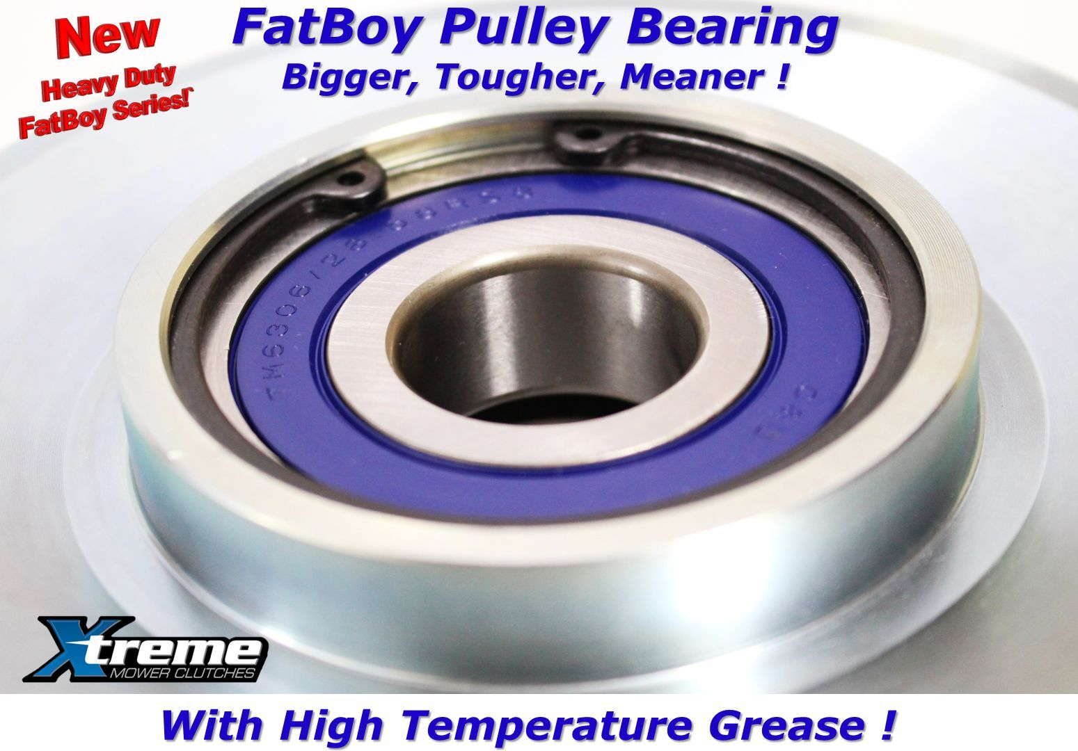 "OEM UPGRADE Free Upgraded Bearings 1/"" ID PTO Blade Clutch For Toro 103-6590"