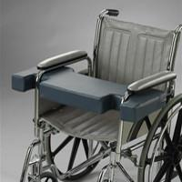 "Posey Lap Hugger for Full Arm Wheelchairs 4"" (10cm)"