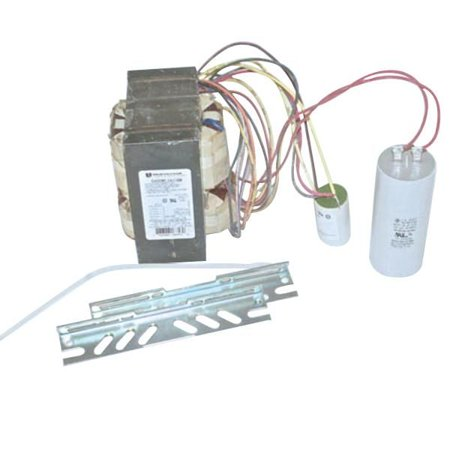 Universal Lighting Technologies S70MLTLC3M500K (1) 70 Watt Mogul High Pressure Sodium Lamp Core and Coil Quad Universal HID Ballast Kit 120/208/240/277 Volt