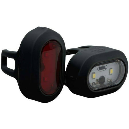 Bell Meteor 550 Twin LED Bicycle Headlight/Tail Light Set,