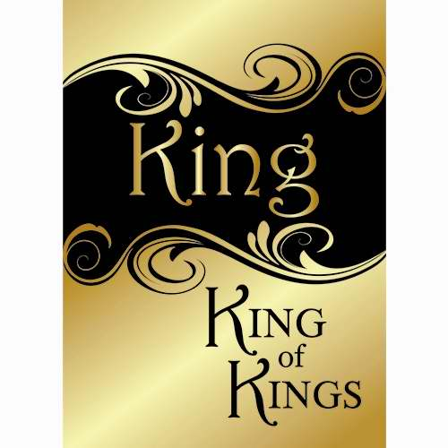 Banner-:C-King Of Kings (2' x 3') (Indoor)