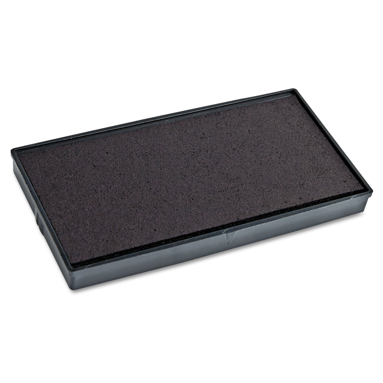 Replacement Ink Pad for 2000PLUS 1SI20PGL, Black by CONSOLIDATED STAMP