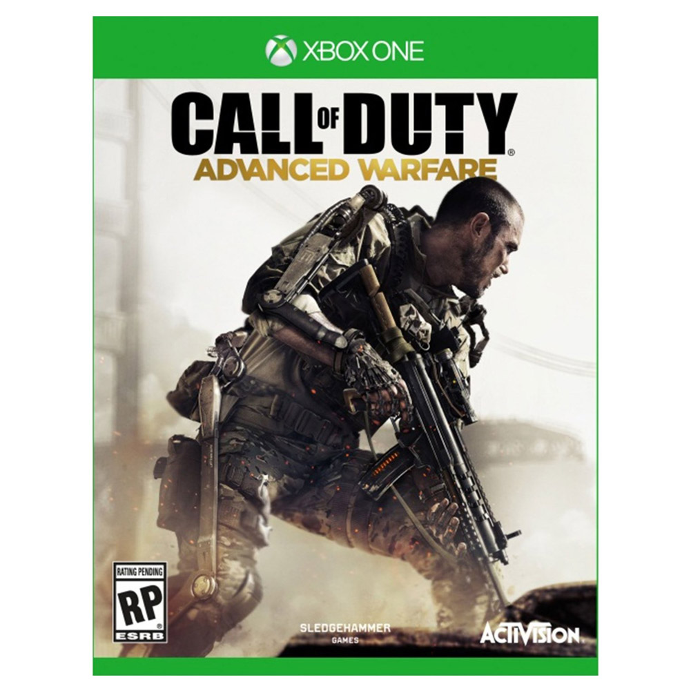 Refurbished Microsoft Xbox Call Of Duty - Advanced War 87363 Call Of Duty - Advanced War