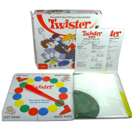 Body Twister Twist Game Super Scale Type 2