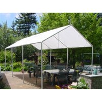 10X12 Hd White Poly Tarp(Sunguard), Foremost Tarp Co Inc, EACH, EA, Equipped wit