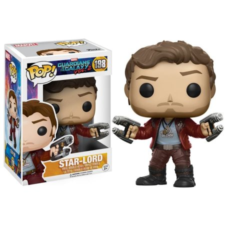 Funko POP! Movies Guardians of the Galaxy 2, Star (Best Of British Pop)