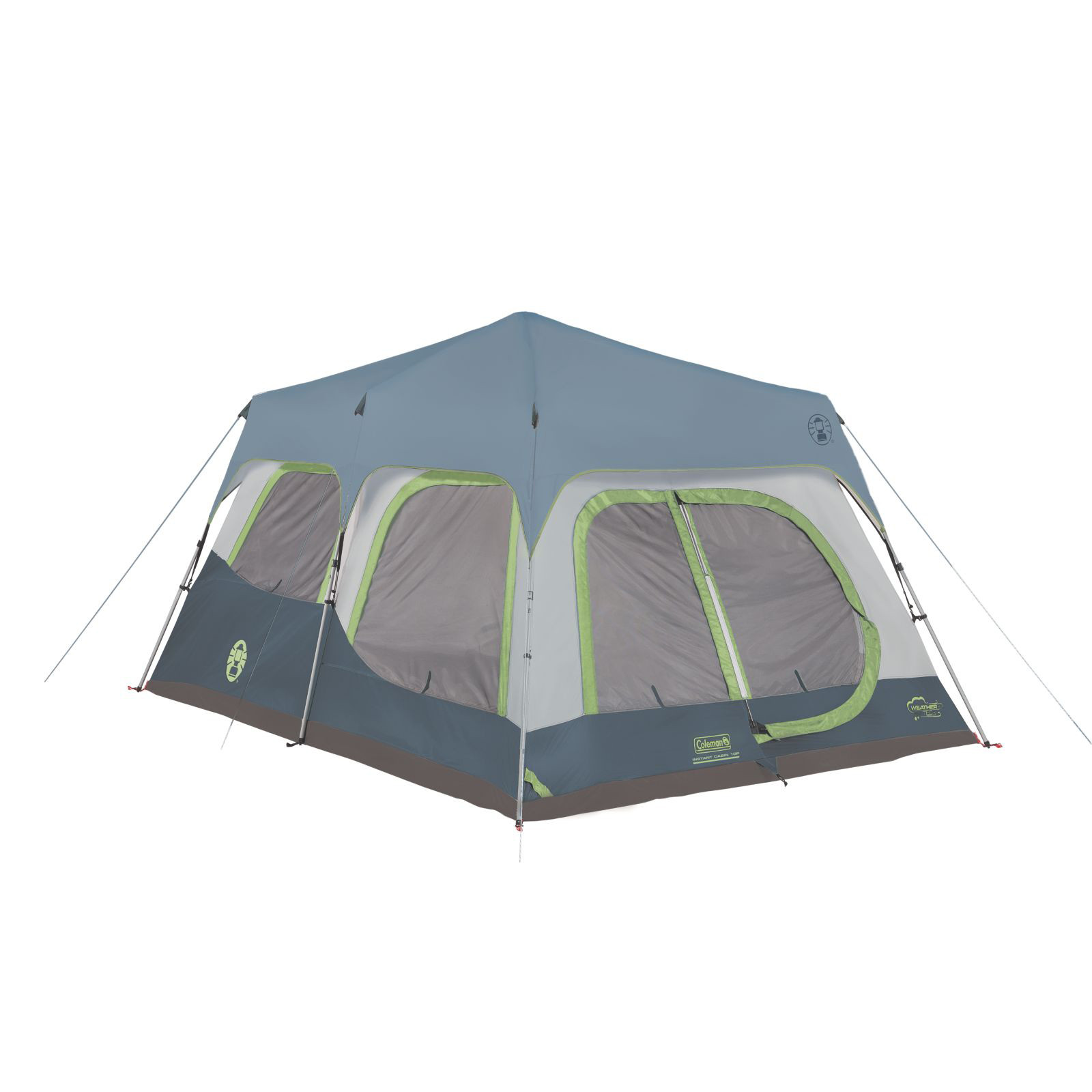 Coleman 10-person Instant Cabin Tent by