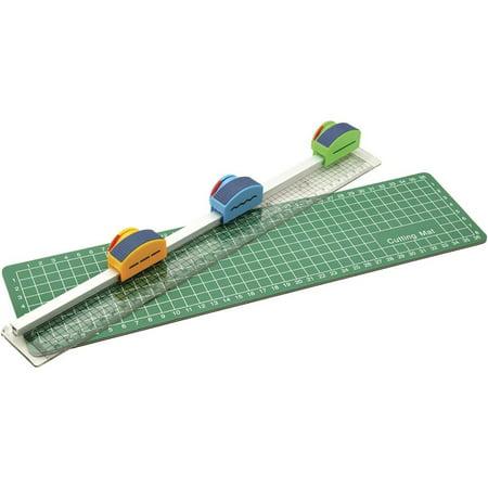 Grizzly T21554 Paper Cutter With Healing Mat Walmart Com