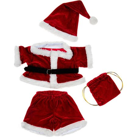 Make Your Own Male Halloween Costume (Santa Costume Outfit Teddy Bear Clothes Fit 14