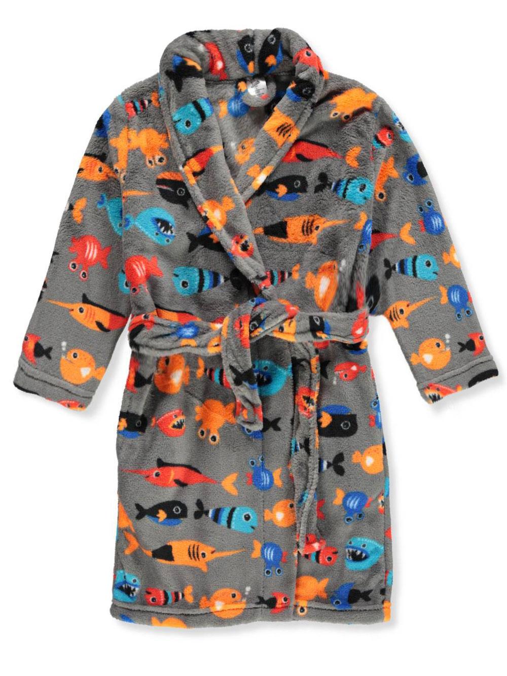 Jammiz Boys' Plush Robe