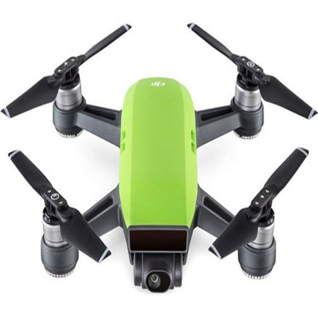 DJI Spark Mini Drone - Meadow Green Spark Mini Drone ...