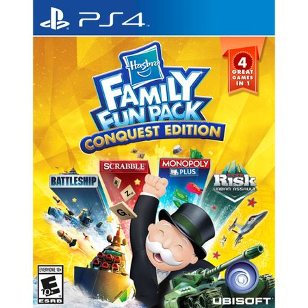 Ubisoft Hasbro Family Fun Pack Conquest Ed