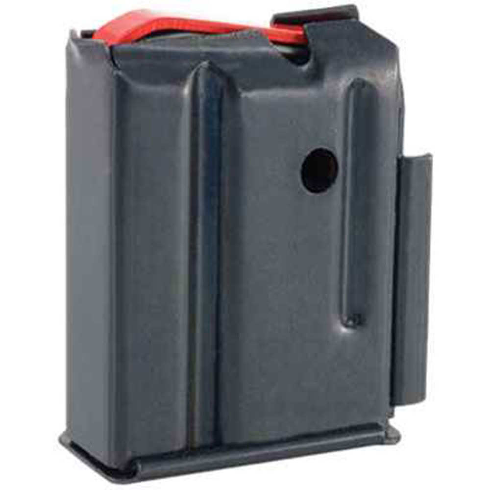 22WMR,17HMR Bolt Act Mag 4Rd Blue