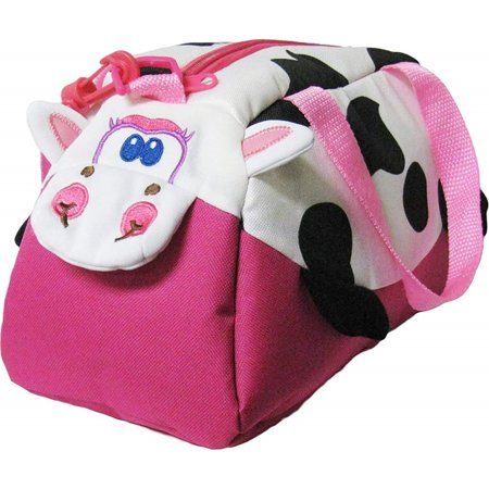 Kreative Kids Animal Duffle Bag, Cow