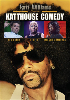 Katt Williams: Katthouse Comedy (DVD) by SALIENT MEDIA