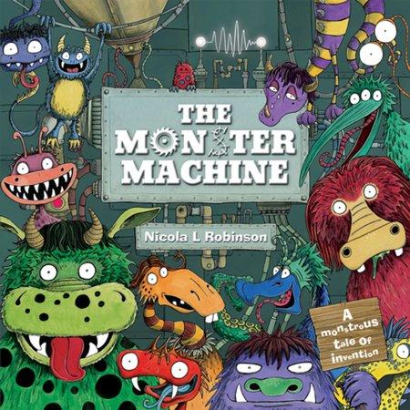 The Monster Machine - eBook - The Monster Machine