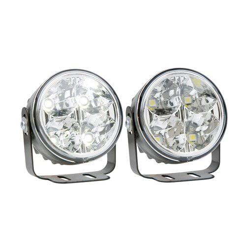 Platinum Burners White Led Racing Lights