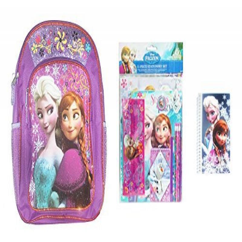 Jakks Disney Frozen Back to School Set - Includes Backpac...
