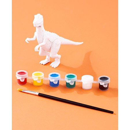 The Lakeside Collection Paint Your Own Dinosaur T-Rex