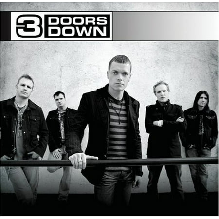 3 Doors Down (CD) (Down Cd)