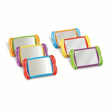 Learning Resources All About Me 2 in 1 Mirrors (ler3371)