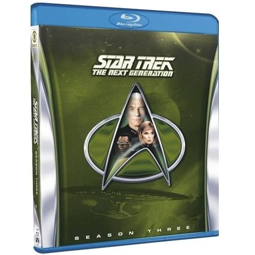 Star Trek: The Next Generation - The Complete Third Season (Blu-ray) (Full Frame)