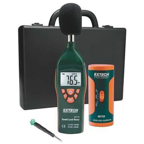 EXTECH 407732-KIT Digital Sound Level Meter Kit