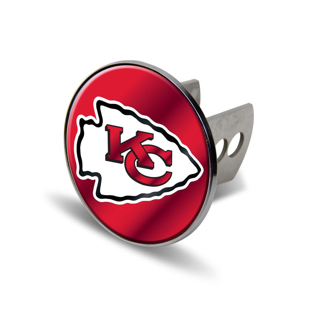 Kansas City Chiefs NFL Laser Cut Hitch Cover