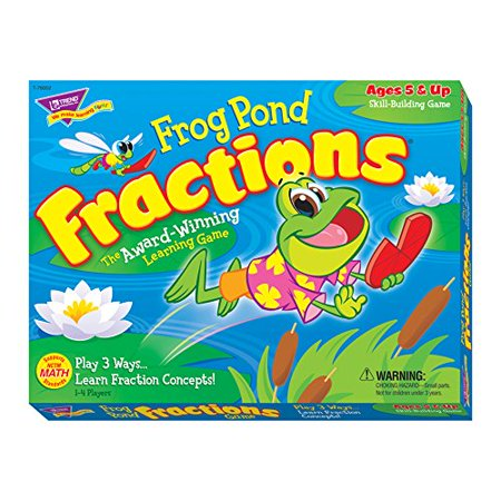 Frog Pond Fractions Learning Game - image 4 of 4