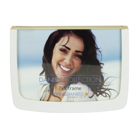Double Sided Picture Frame White Walmartcom