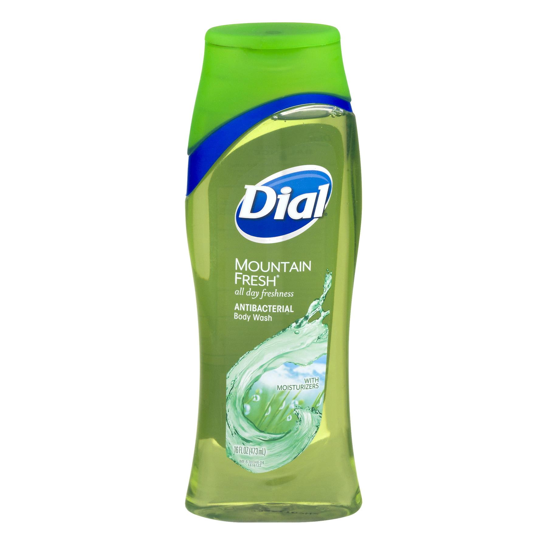 Dial Mountain Fresh Body Wash, 16.0 FL OZ