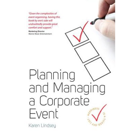 Planning and Managing a Corporate Event - eBook - Halloween Corporate Event Ideas