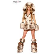 The Eskimo Deluxe Costume