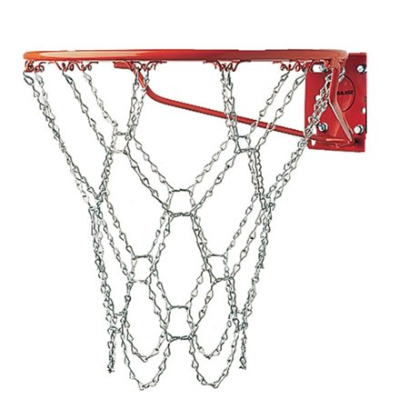 Champion Sports Heavy-Duty Steel Chain Basketball Net (Basketball Appliance)