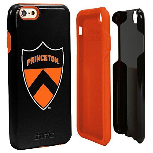 Princeton Tigers Black Guard Dog Hybrid Case for iPhone 6 6s by US Digital Media, Inc