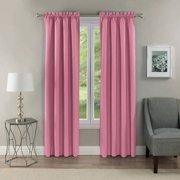 Pink Energy Efficient & Blackout Curtains - Walmart.com