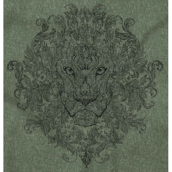 Brisco Brands - Fashion Lion T-Shirt - Walmart com