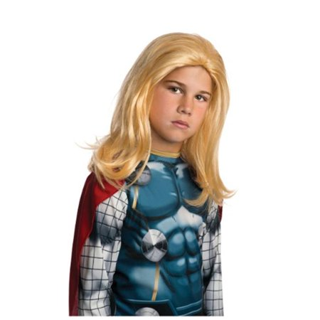 Morris Costumes RU53051 Thor Wig Child