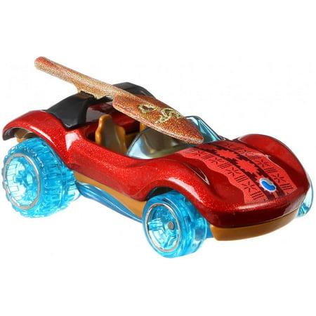 Hot Wheels Collector Disney Moana Character Vehicle