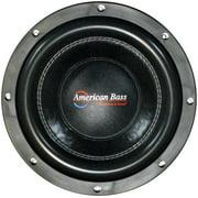 "American Bass XFL1022 10"" Wooofer 2ohm 220oz Magnet 2000w Max"
