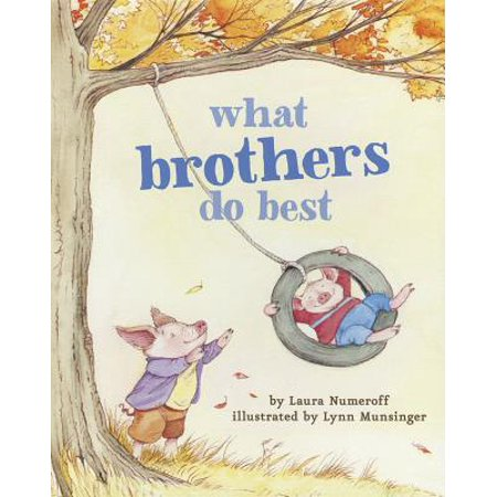 What Brothers Do Best (Board Book) (Whats The Best Way To Clean Your Vagina)
