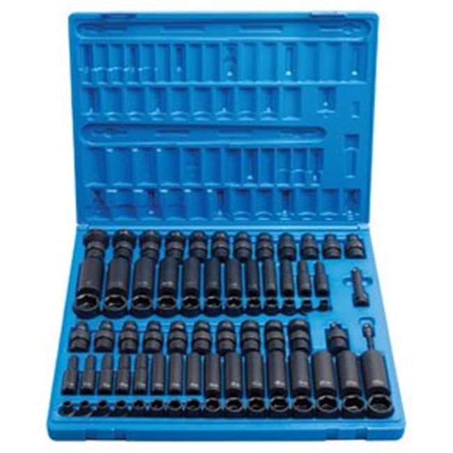 GRY-1281 037 in. Drive 81 Piece Complete Set
