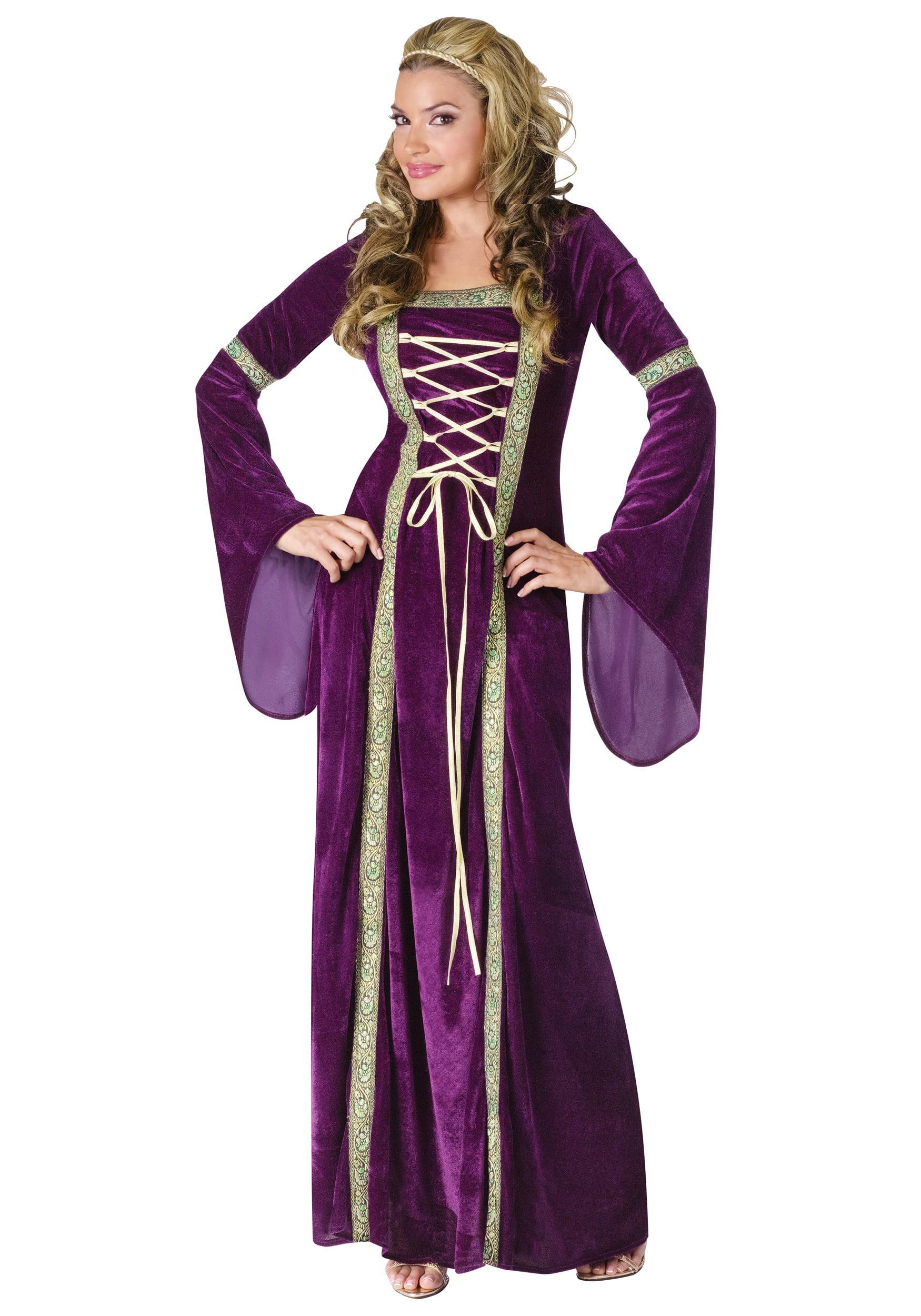 28ae6ff8ec39c Renaissance Lady Adult Halloween Costume - Walmart.com