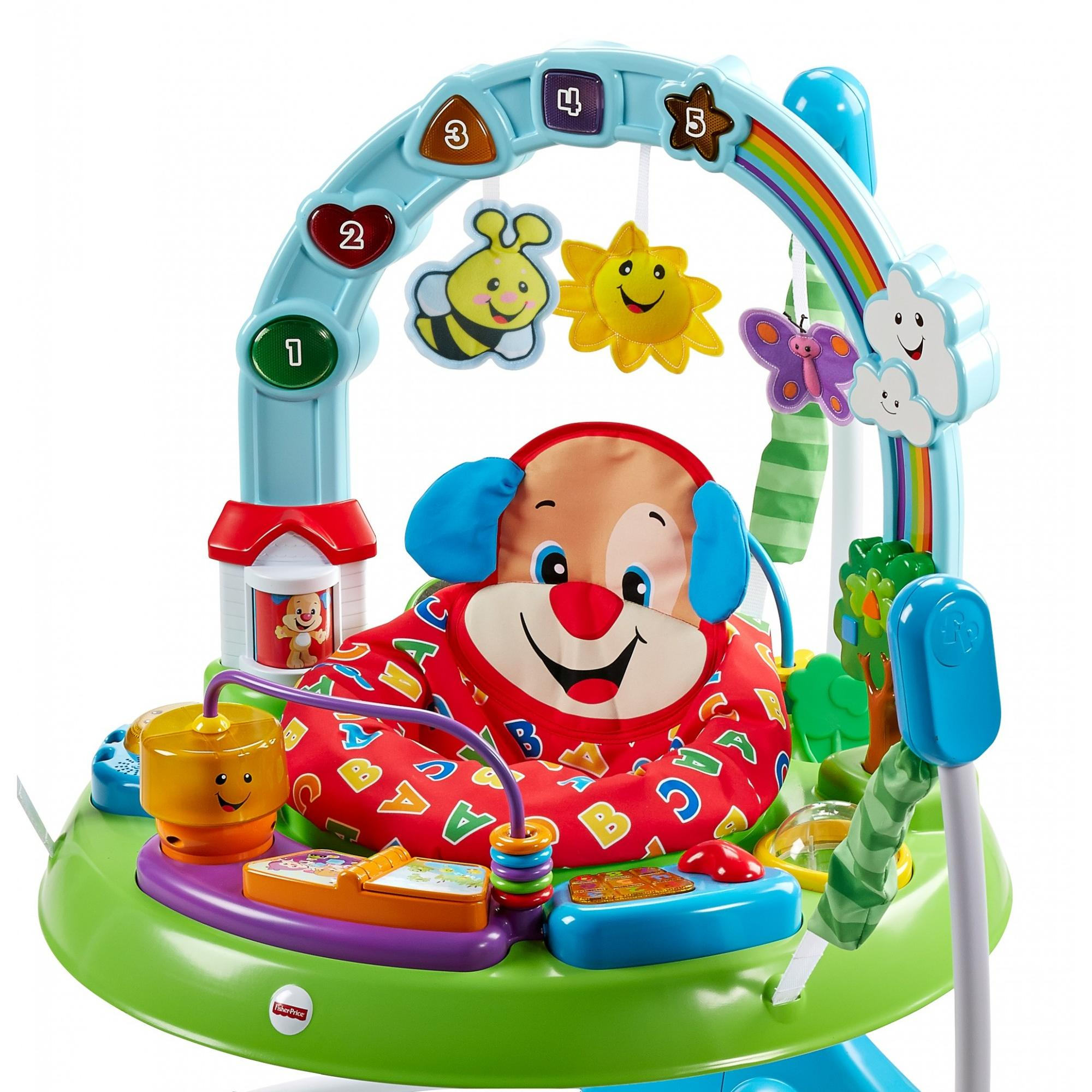 419f4d1e3cec Fisher-Price Laugh   Learn Jumperoo - Walmart.com