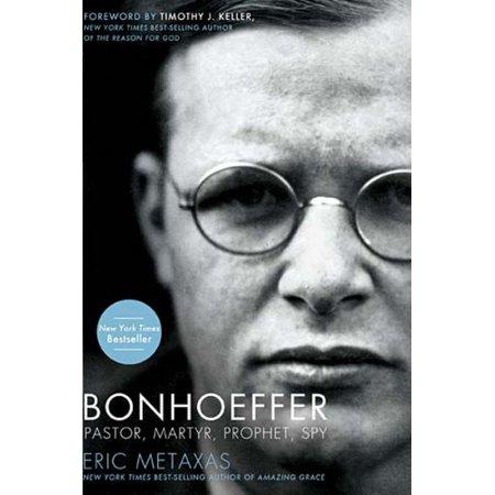 Bonhoeffer: Pastor, Martyr, Prophet, Spy - image 1 of 1