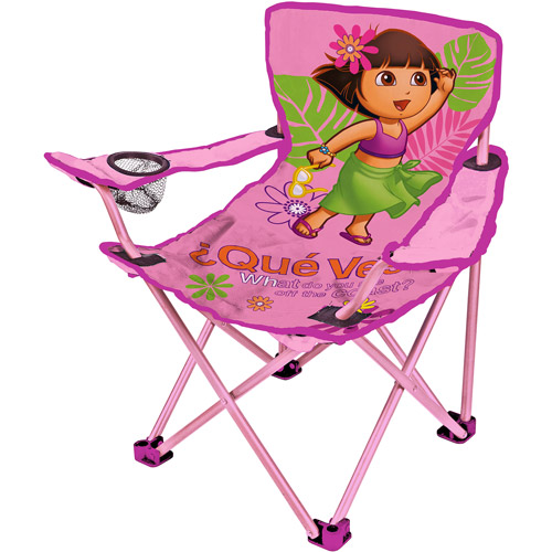 Nickelodeon - Dora the Explorer Camp Chair