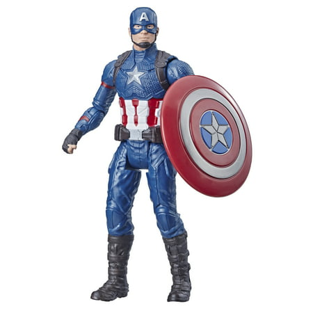 Marvel Avengers Captain America 6-Inch-Scale Super Hero Action