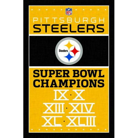 Pittsburgh Steelers - - Steelers Decor