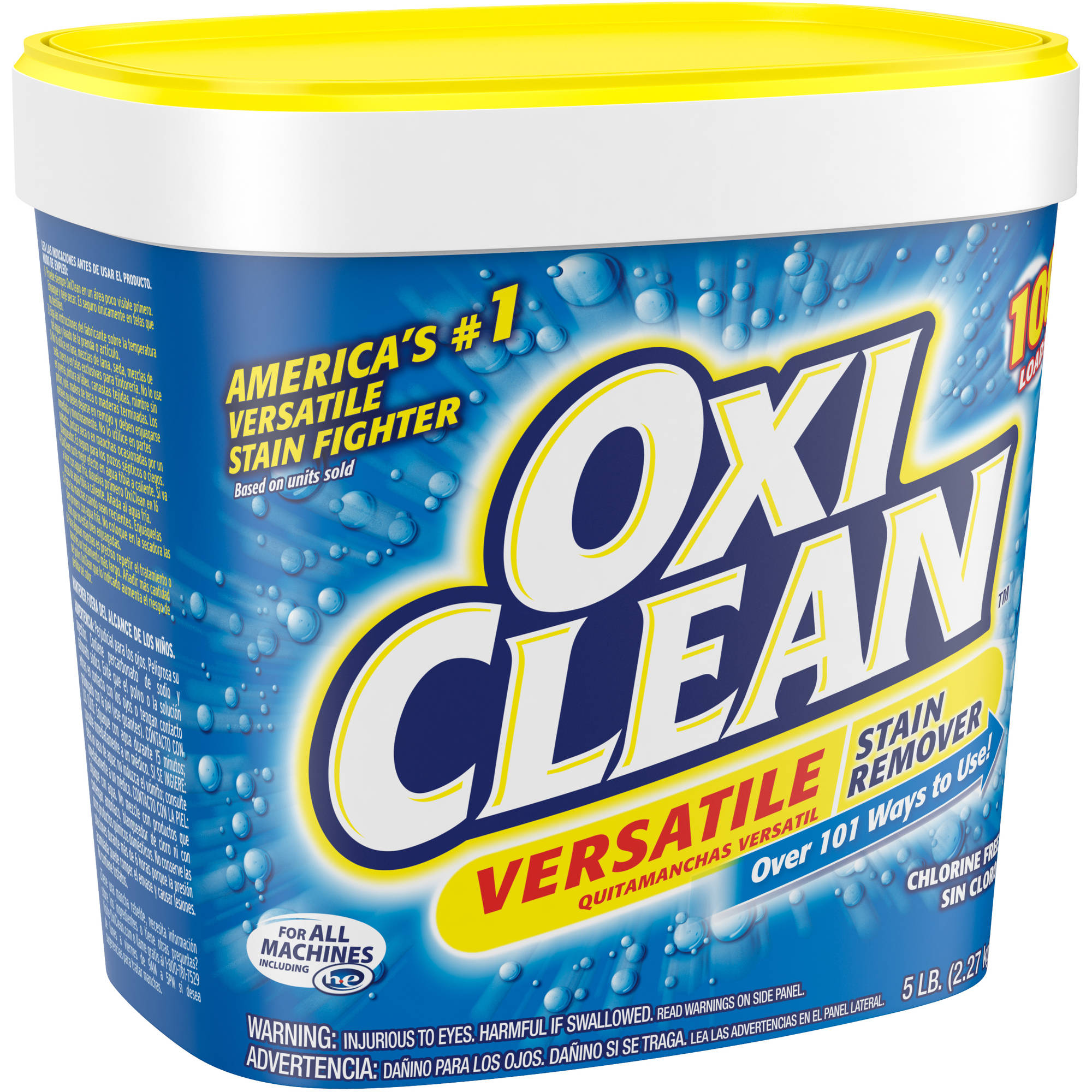OxiClean Versatile Stain Remover, 5 lbs
