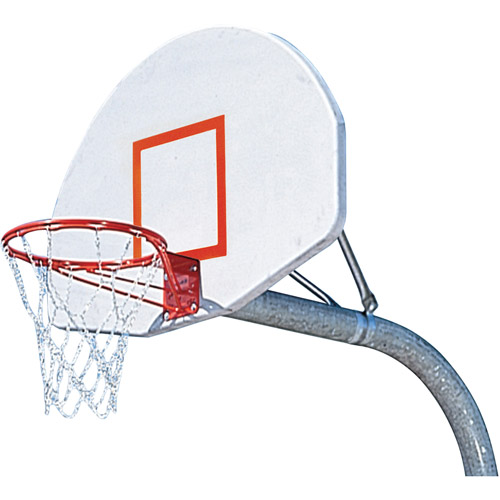 Generic MacGregor Extra - Tough Basketball System with In - Ground Post